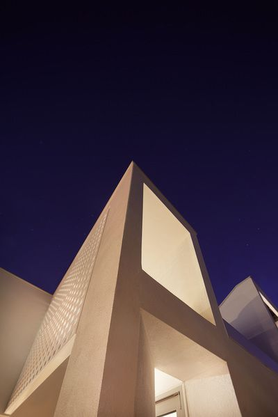 Light Scoop - South Terrace Alterations + Additions 2 Fremantle. Philip Stejskal Architecture