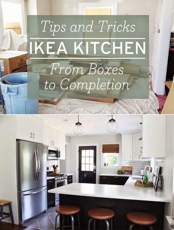 Danks and Honey: Ikea Kitchen Renovation | Tips and Tricks
