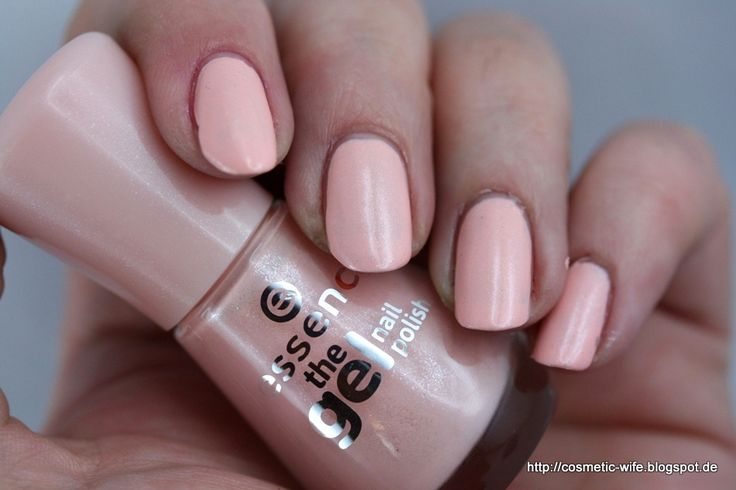 Essence - gel nail polishes 34 candy love