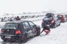 MAGAZINE-GR: Μετεωρολογική βόμβα !!! Άγριος χιονάς θα χτυπήσει ...