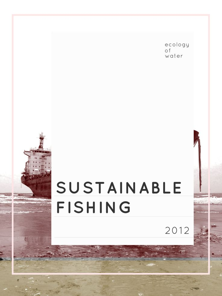 - Sustainable Fishing Poster Series