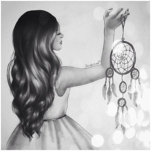 Kristina webb, this is so pretty and I LOVE Dream catchers♡