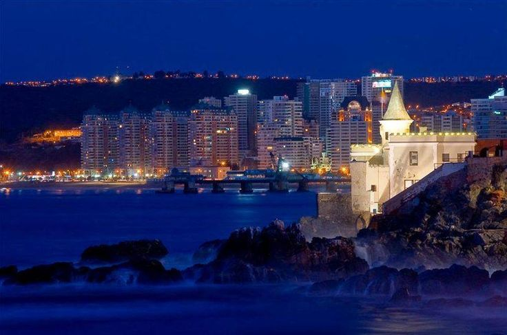 Viña Del Mar, Chile.