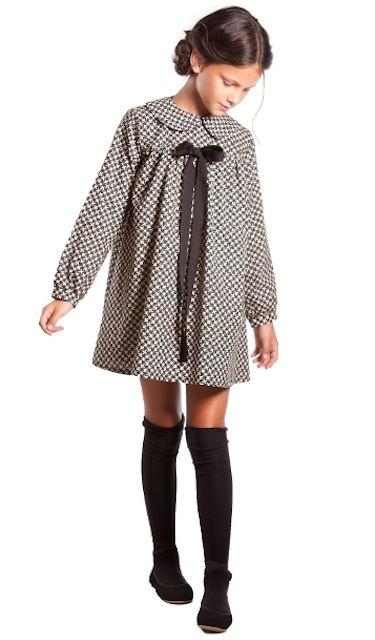 La pequeña costura, fall-winter, otoño-invierno, impresionante! > Minimoda.es