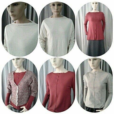 Maglie maglie in lana da € 52...diversi colori