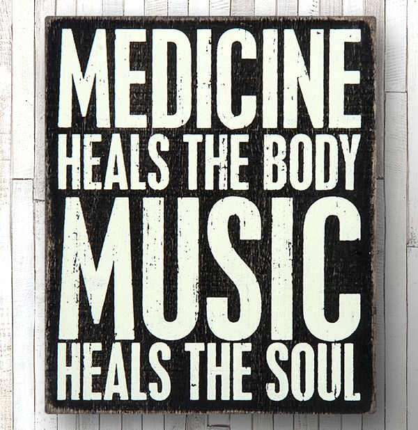 music and medicine The involvement of music in the world of medicine, which can now rely on scientific evidence,37 is a return to a new concept of health, where the harmonies, .