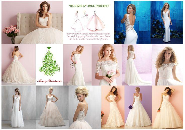 NEW DRESSES at Jenny's Bridal!