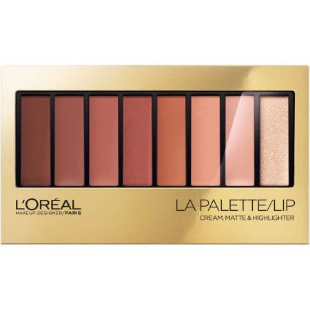 L'oreal Paris Colour Riche La Palette Lip, Beige | Lipstick ...