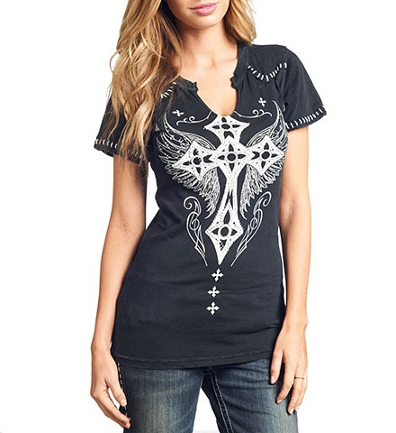 Womens New Arrivals   Affliction Clothing
