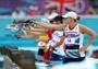 Women's Combined-Modern Pentathlon (Shooting and running)-LOndon 2012.