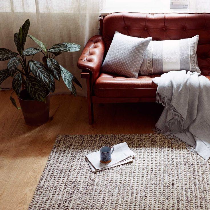 Die besten 25+ Neutraler teppich Ideen auf Pinterest Zimmer im - gemutlichkeit zu hause weicher teppich