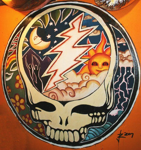 How To Make A Grateful Dead Cake