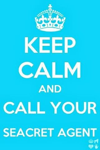Keep calm and call your #Seacret Agent #directselling