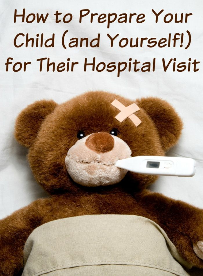How to Prepare Your Child for Their Hospital Stay