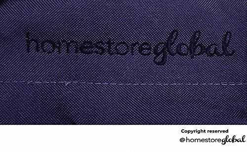 HomeStore Global grand Housse de protection pour Barbecue à gaz – Épais et de haute qualité durable 600D Polyester toile avec des coutures…
