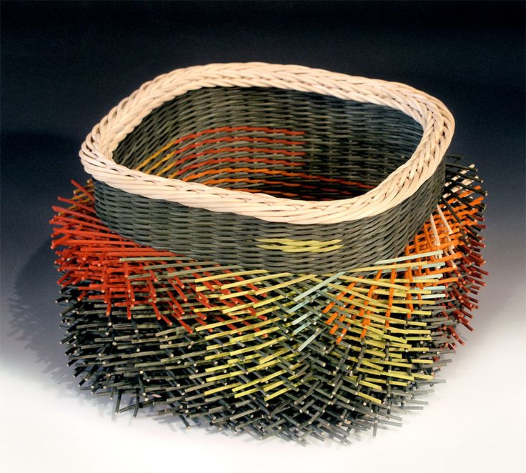 The Art Of Basketry By Kari Lonning : Best images about basketry art on