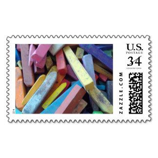 Chalks, Art Stamps http://www.zazzle.com/colored_chalks_art_stamps_postage-172600575867668501 Yoursparklingshop: Postage Stamps: Zazzle.com Store