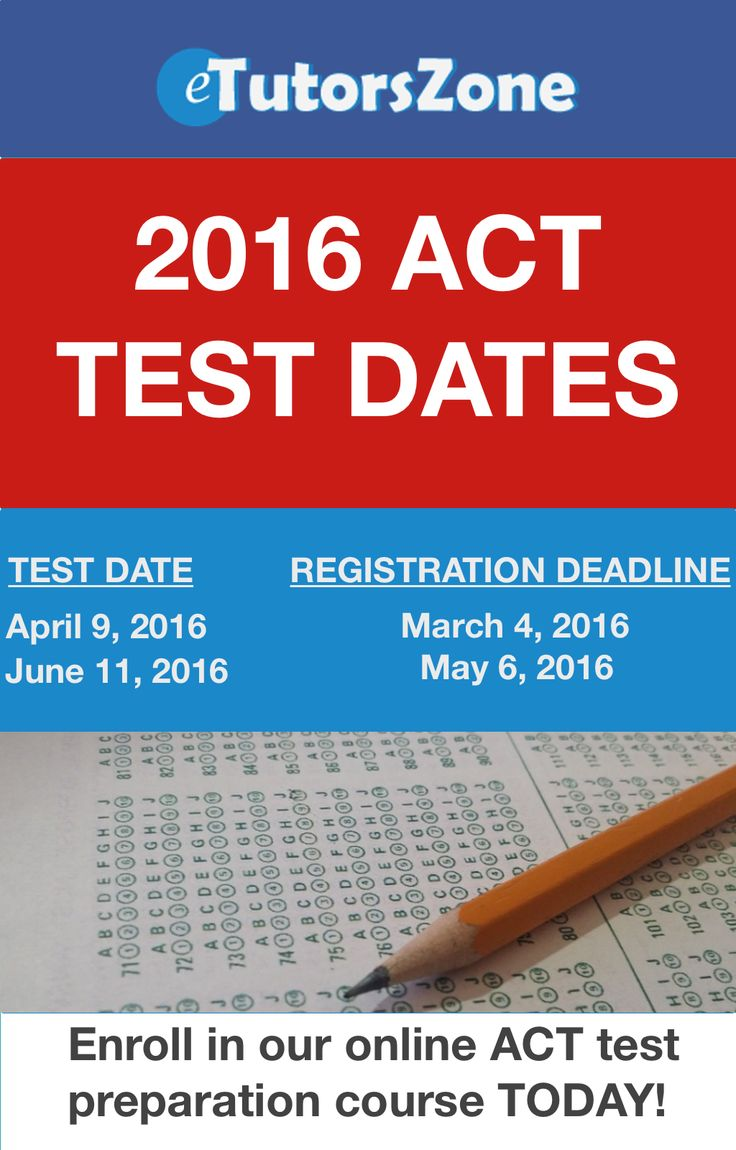 Act sign up dates in Sydney