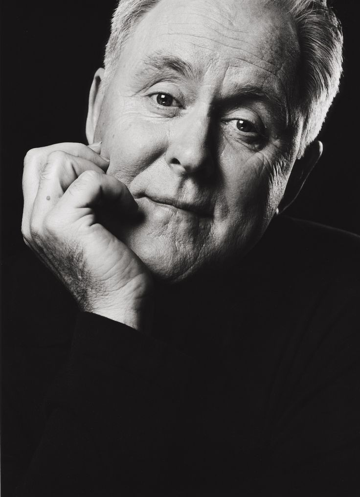 John Lithgow by Nigel Parry