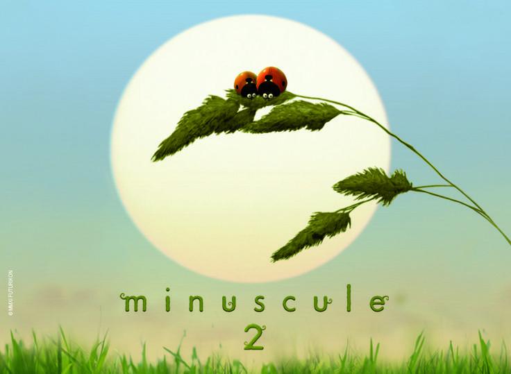 Minuscule   MINUSCULE Saison 2   TalkOver – News