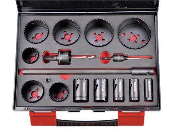 Set seghe cilindriche HSS bimetalliche - 0964632901