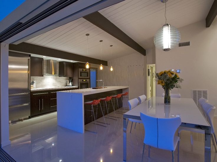 Modern Kitchen in Palm Springs