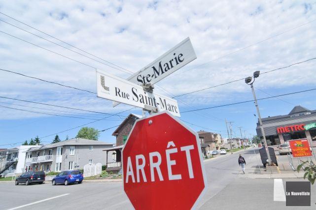 louiseville rue st marie | Des travaux d'au moins trois mois à Louiseville | Martin Lafrenière ...