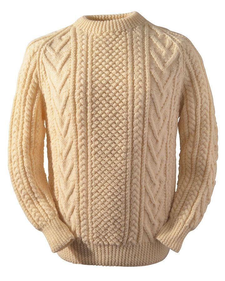 Brady Clan Knit Pattern