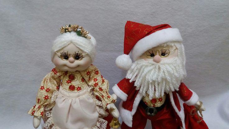 Papa y Mama  Noel