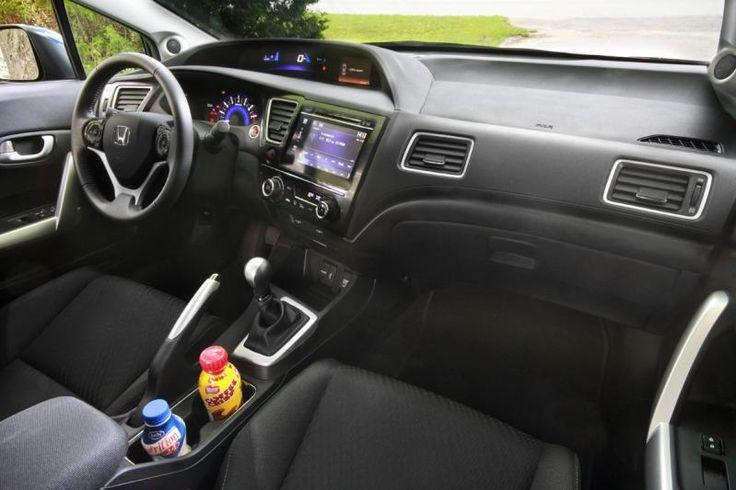 Essai - Honda Civic coupé 2015 : la Civic au côté givré - V - Auto