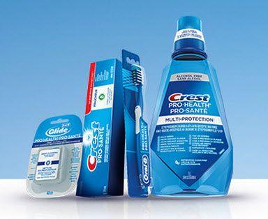 Dentifrice Crest grand format GRATUIT après coupon - Quebec echantillons gratuits