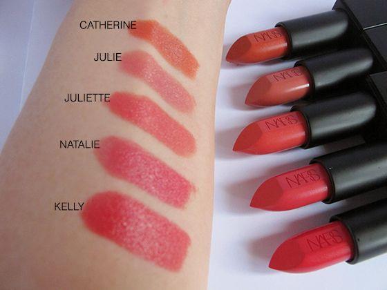 Nars Audacious Lipsticks Part Three Swatches Amp Review