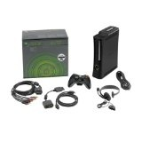 Xbox 360 Elite System Console Includes 120GB Hard Drive (Video Game)By Microsoft