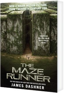 The Maze Runner Series by James Dashner - Outside the towering stone walls that surround the Glade is a limitless, ever-changing maze. It's the only way out—and no one's ever made it through alive. Everything is going to change. Then a girl arrives. The first girl ever. And the message she delivers is terrifying. Remember. Survive. Run. (from author site)