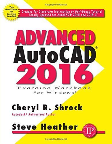 Advanced AutoCAD 2016 Exercise Workbook PDF ebook download: http://www.dailymotion.com/video/x3r4k40_advanced-autocad-2016-exercise-workbook-download_tech