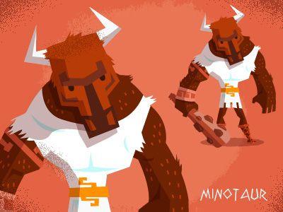 Minotaur sounas
