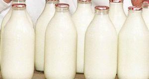 Γάλα στο ψυγείο ναι, όχι στην πόρτα όμως.