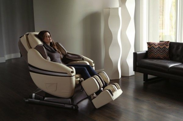 Inada USA DreamWave Massage Chair