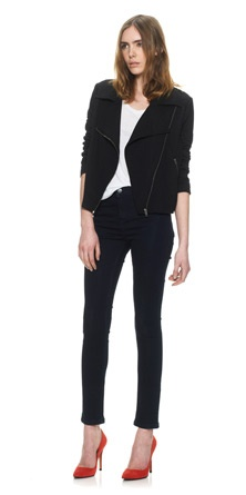 Quilted Jersey Jacket: 2013 Style, Style Inspiration, Winter Style, Erin Quilted, Whistles Erin, Coats And Jackets, Style Board