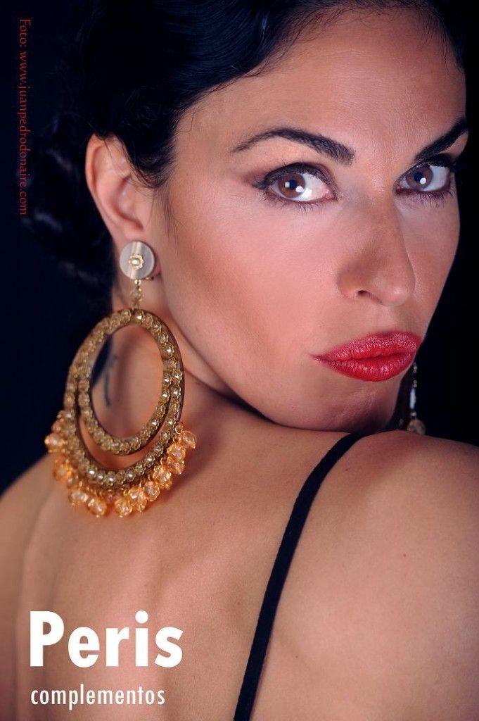 Modelo fantasía. Peris Complementos #joyas #complementos #jewellery #accesories #design #Andalucia