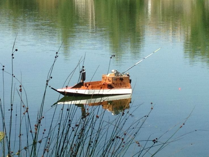 1000 images about rc boats on pinterest for Rc fishing boat