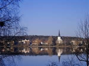 Lindesberg - My dad grew up in Lindesberg Sweden