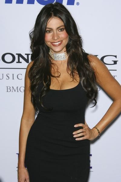 Fucking gorgeous.  Sofia Vergara.