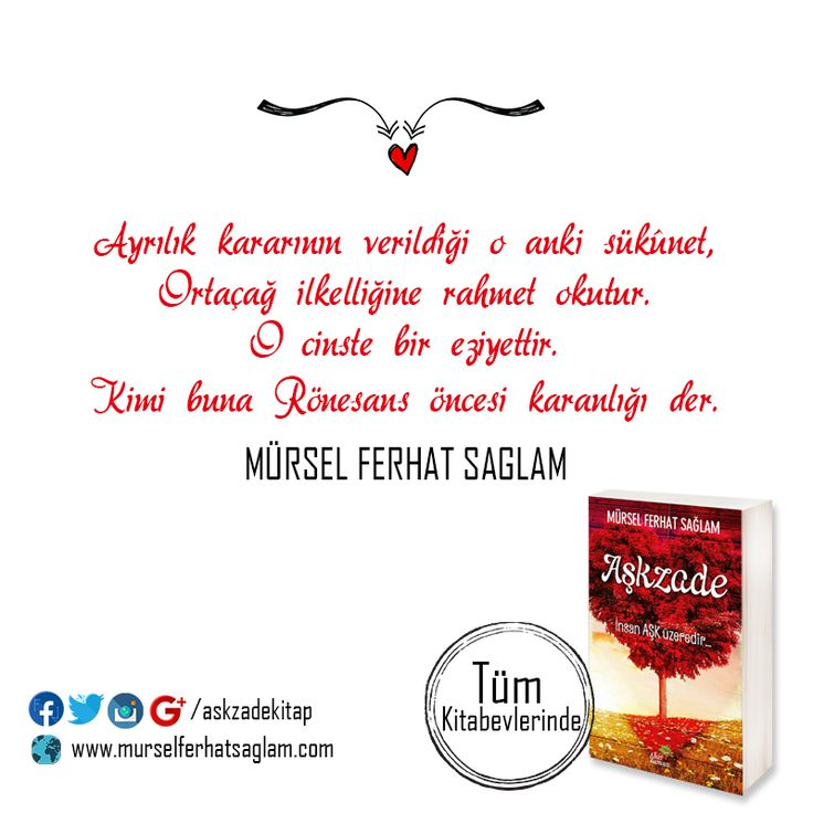 ▶️ by Mürsel Ferhat SAĞLAM ❤ #MürselFerhatSağlam #ŞilepDergi #HepOkuyanlar #Aşkzade #Kitap #KitapTavsiye #Sözler #GüzelSözler #ŞiirSokakta #Pin #Tumblr #Share #Romantic #Love #Art #Goog #KitapTanıtım #Book #Follow #Gif #SocialMedia #Twitter #Google #LoveYou #EdebiyatDergisi #Edebiyat #KültürSanat #News #cool #popular #alone #yalnızlık #özledim #happy #romantiksözler #aşksözleri #romantic #loves #likes #flowers #cool