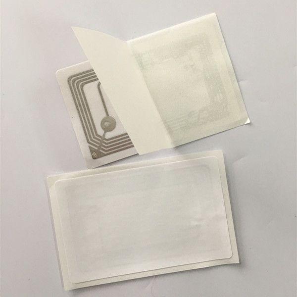 Soft NFC Sticker : 86x54mm Type 2 MF Ntag213 Writable NFC Tags