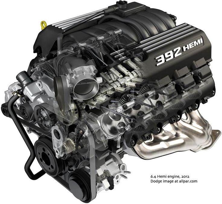 Mopar Hemi Head Generation 3 392 Quot 6 4l Quot Jeep Srt8 Dodge
