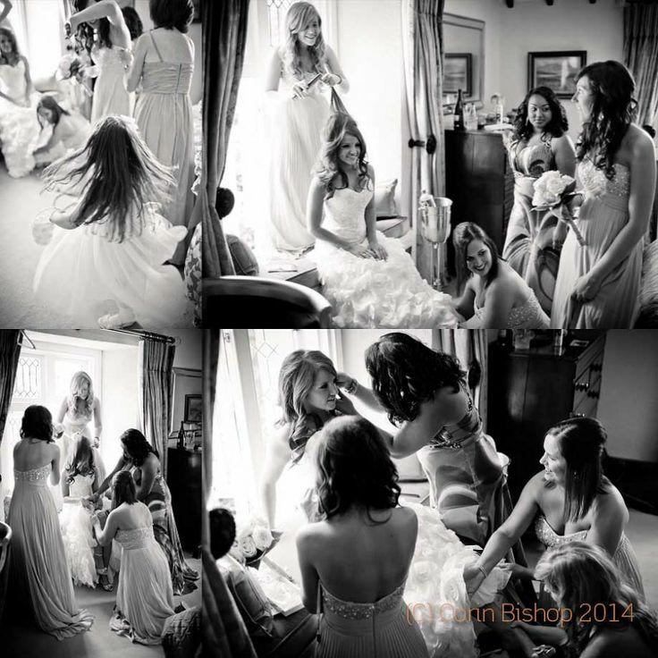 Romantic Castle Wedding in a secret location
