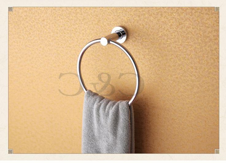 31.40$  Buy now - https://alitems.com/g/1e8d114494b01f4c715516525dc3e8/?i=5&ulp=https%3A%2F%2Fwww.aliexpress.com%2Fitem%2FSolid-Copper-Chrome-Plating-Bathroom-Towel-Ring-Free-Shipping-1906%2F1926605450.html - Solid Copper Chrome Plating Bathroom Towel Ring - Free Shipping 1906
