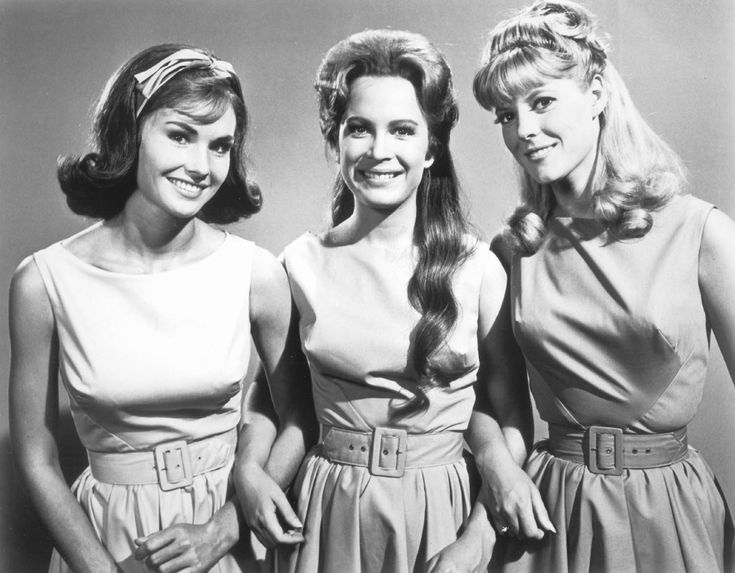 Bobby Jo, Betty Jo, and Billie Jo Bradly