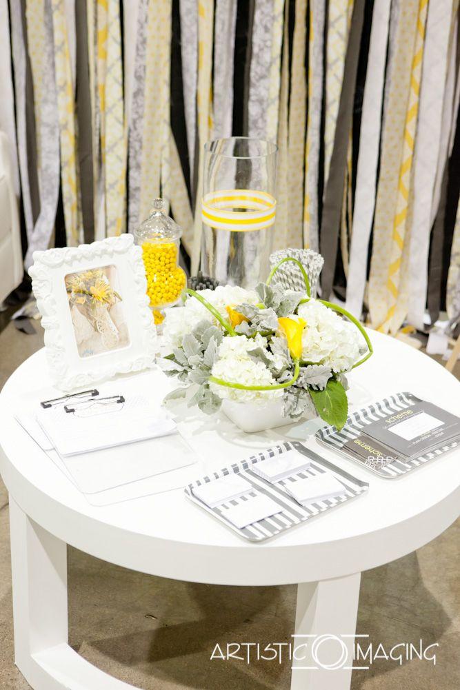 Las Vegas wedding planner bridal show booth